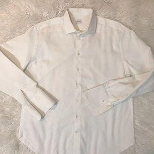 Armani Collezioni Shirts - Armani Collezoni White Button down shirt